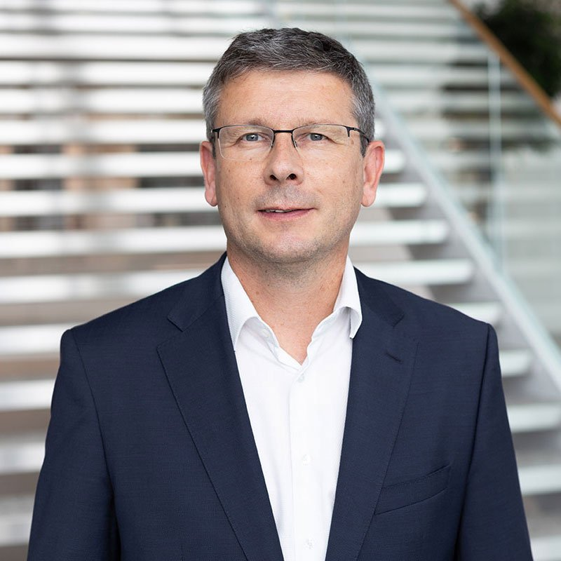 Helmut Assmayr | Managing Director, TGW Software Services