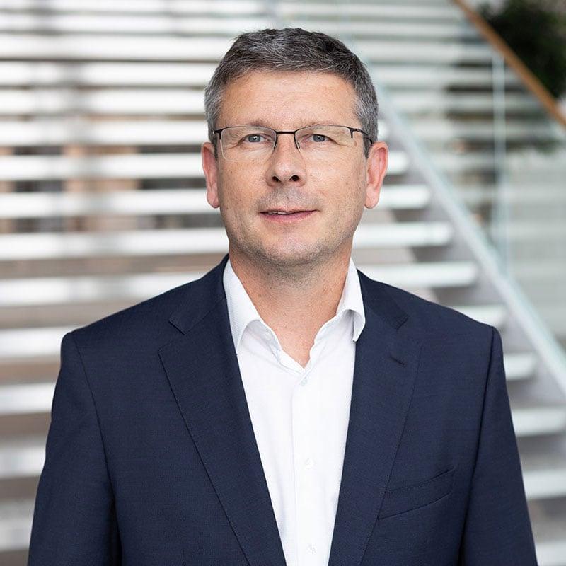 Helmut Assmayr | Managing Director, TGW Software Services