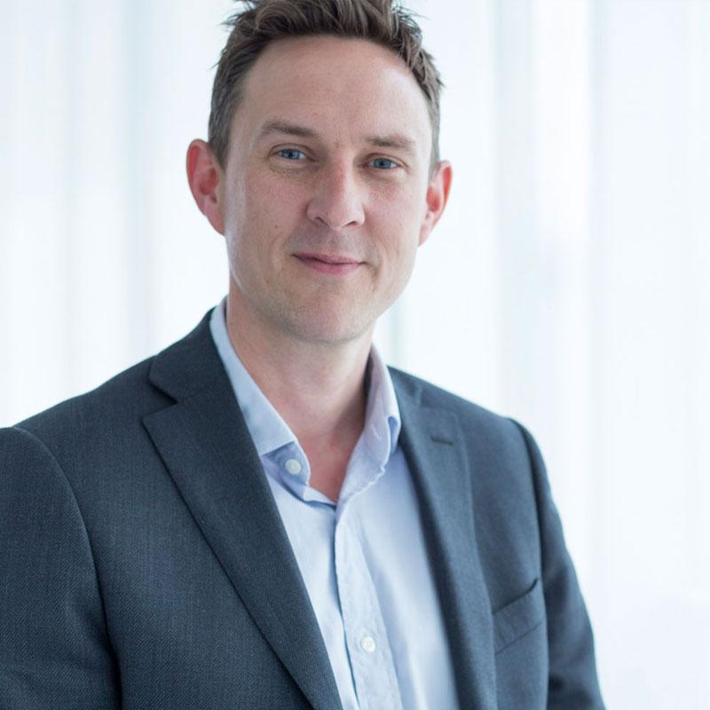 David Hibbett | CEO, TGW Northern Europe