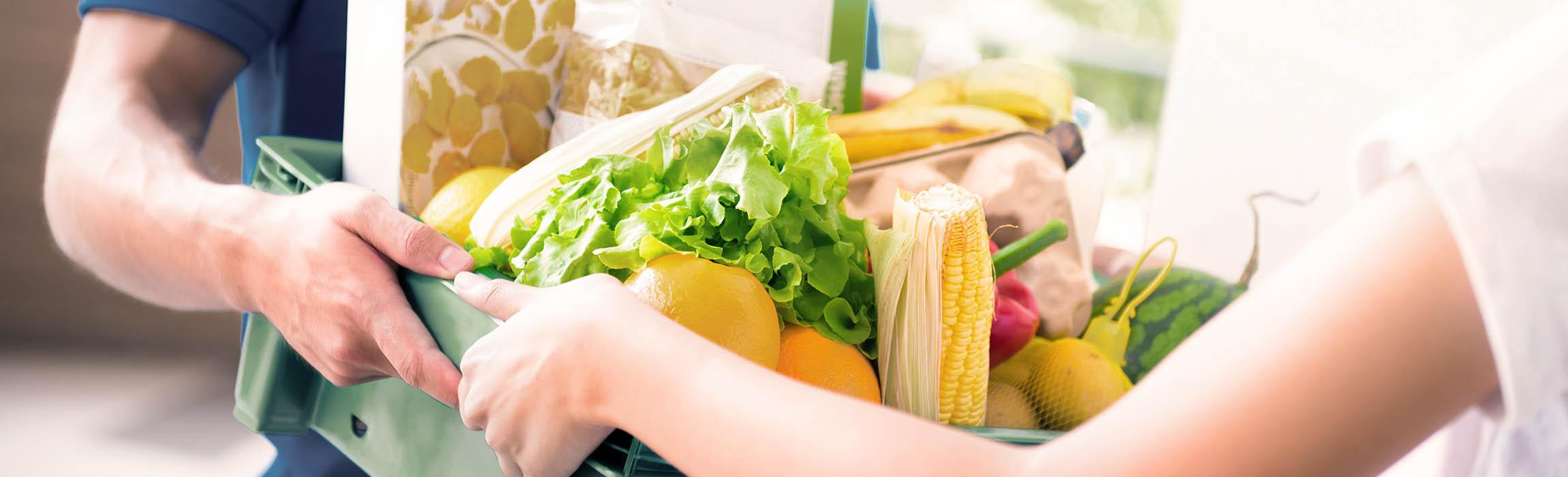 Kompetenz und Erfahrung im Bereich (Online-)Lebensmittel.