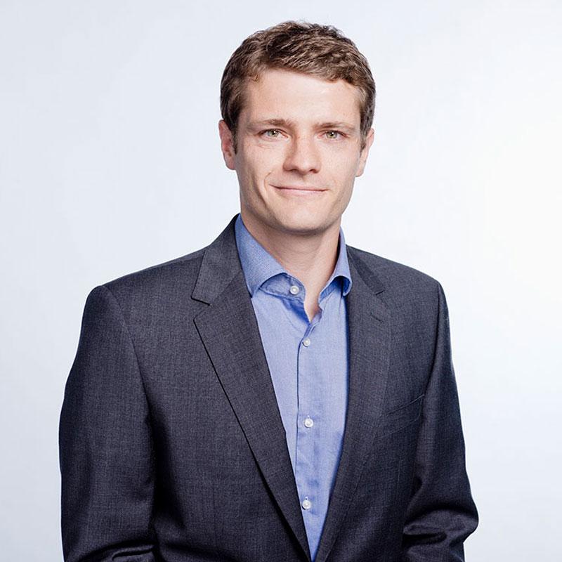 Markus Sturm | CEO, TGW Mechanics