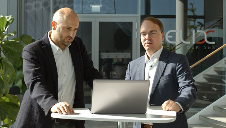 High-performance intralogistics for online grocery retail. Curious about all the interesting content offered in the eGrocery Dialogue? Watch our brief video clip.