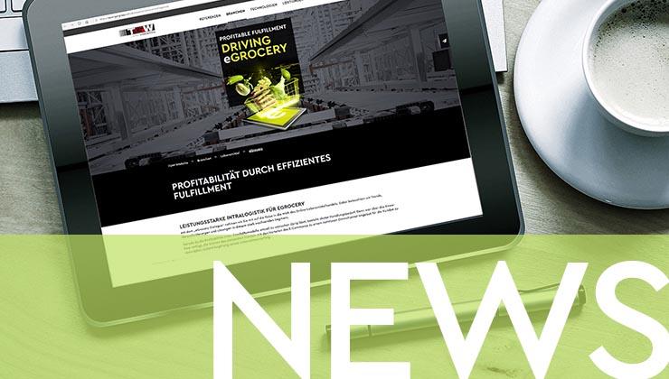 Branchennews & Medienspiegel Online-Handelsmarkt für Lebensmittel.
