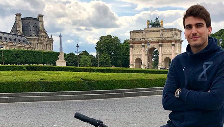 TGW Insights: Stipe G. spricht über seine Erfahrungen in Paris.
