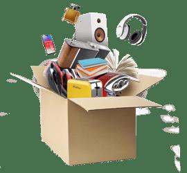 Intralogistik-Lösungen für Industrie- & Konsumgüter