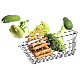Intralogistik-Lösungen für Lebensmittel