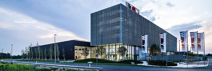 TGW Headquarters in Wels