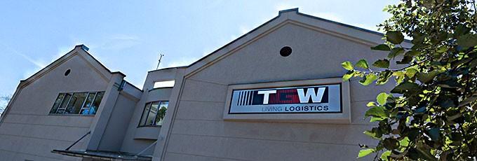 TGW Office Robotics Kontakt