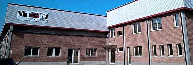 TGW Office Italy Kontakt