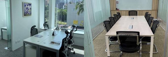 TGW Büro in Singapur