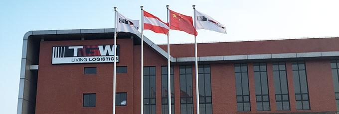 TGW Office China Changzhou Kontakt