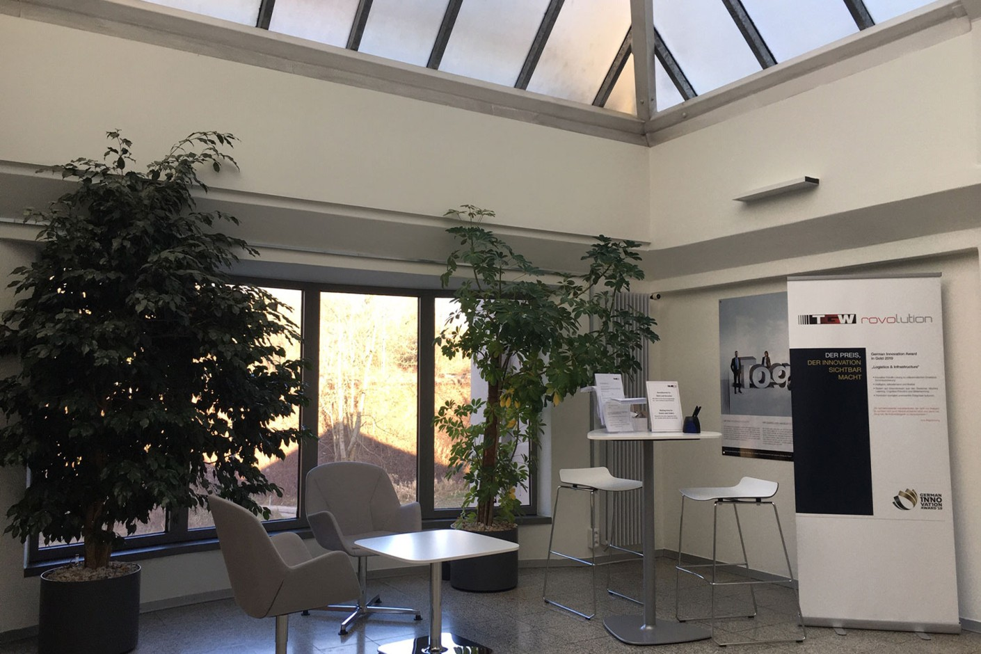 TGW Robotics Standort in Stephanskirchen.