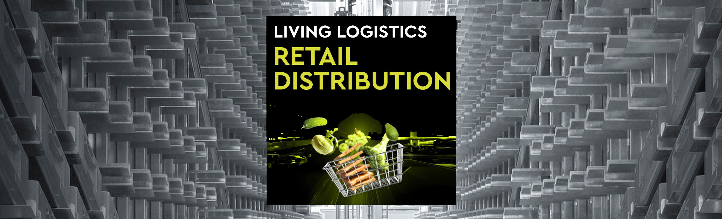 Retail distribution: The right automation solution with efficient technology for fresh and frozen goods.