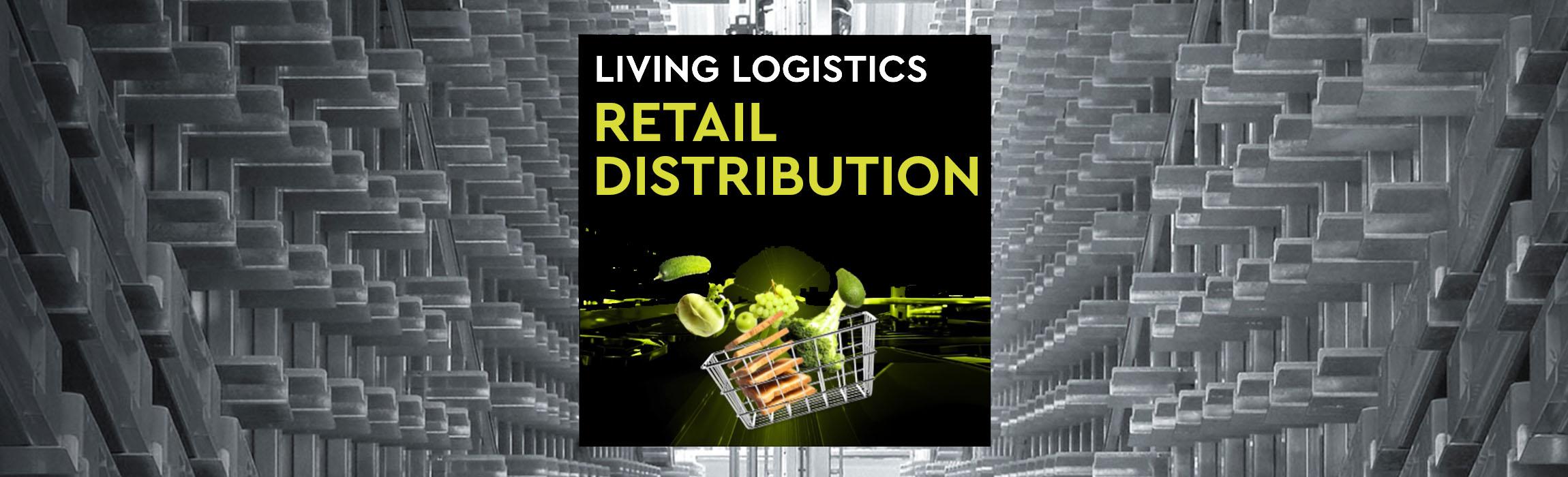 Einzelhandelsdistribution: Die richtige Automatisierungslösung mit effizienter Technologie für Frisch- und Tiefkühlware.