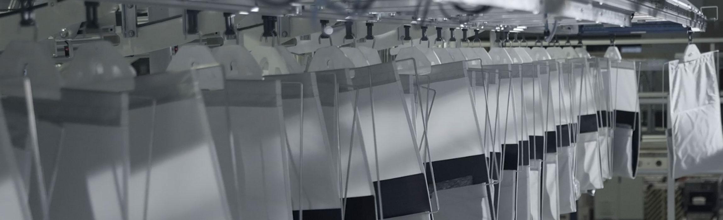 Technologien - Wir optimieren Ihre Intralogistik-Prozesse.