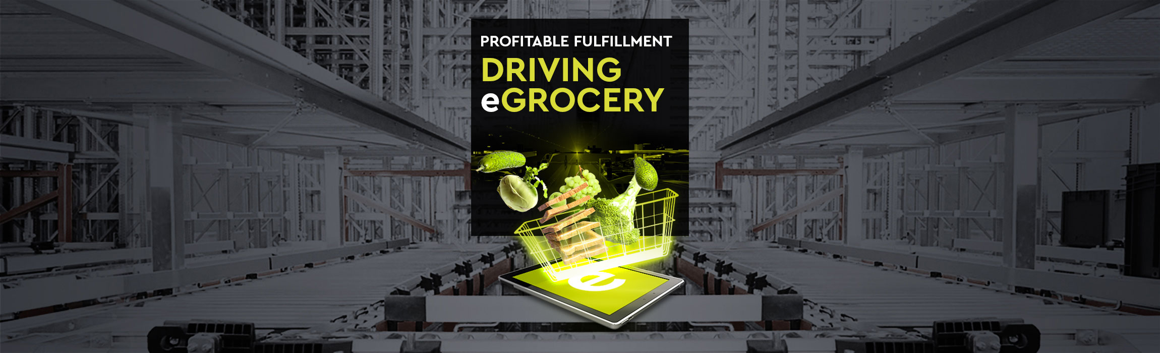 Come along as we journey into the world of online grocery retail in the eGrocery edition.