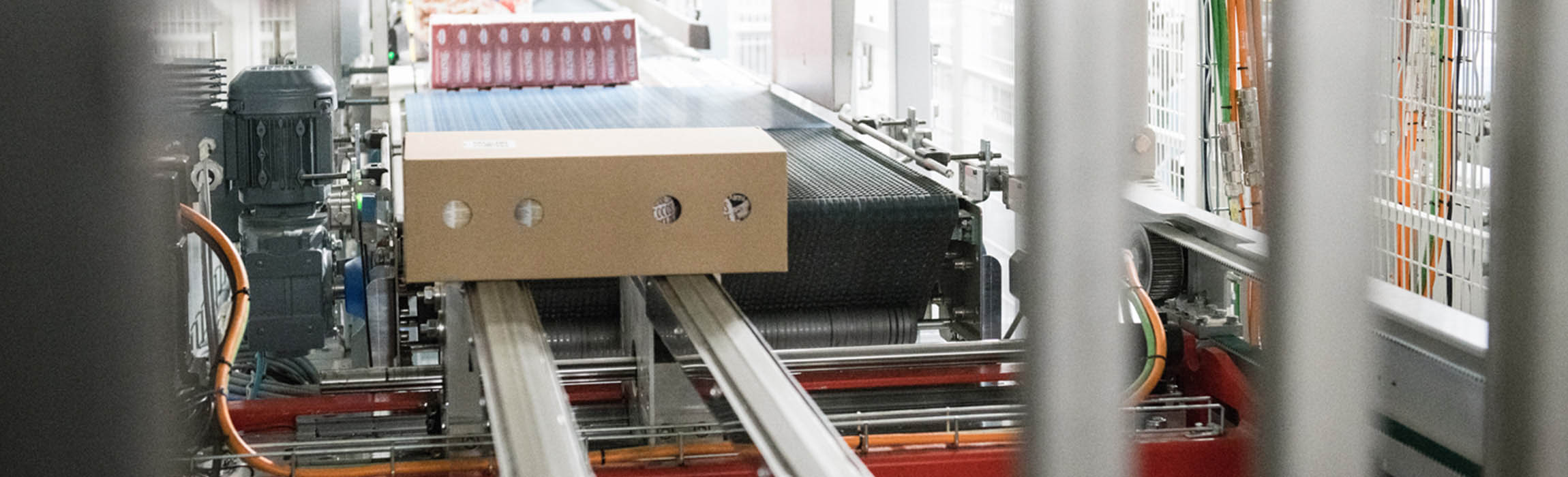 Stax is our semi-automatic and fully automatic palletizing of homogenous for your intralogistics.