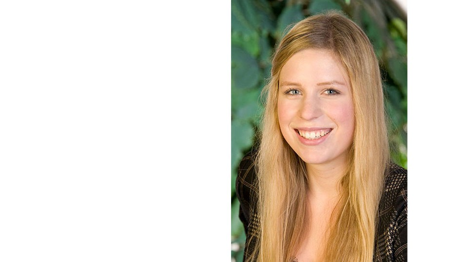 TGW Mitarbeiterin: Marina Forster (Softwareentwicklerin)
