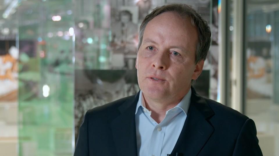 Daniel Hintermann - Director Logistics - COOP
