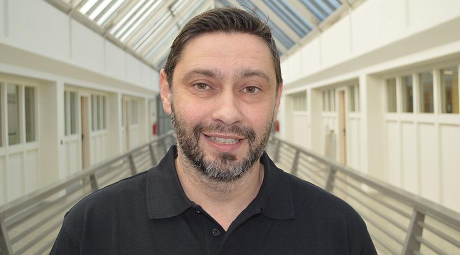 TGW Mitarbeiter: Bajezid Bilalic (Assembly and Installation Technician)