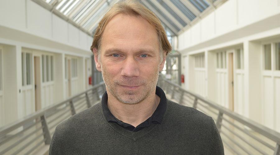 TGW Mitarbeiter: Thomas Schlosser (Head of R&D and Standardisation)