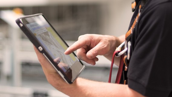 TGW Connected Warehouse Platform reichert Daten von TGW-eigenen Komponenten um jene von Drittanbietern an.