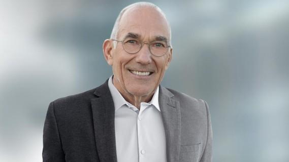 TGW Gründer Ludwig Szinicz