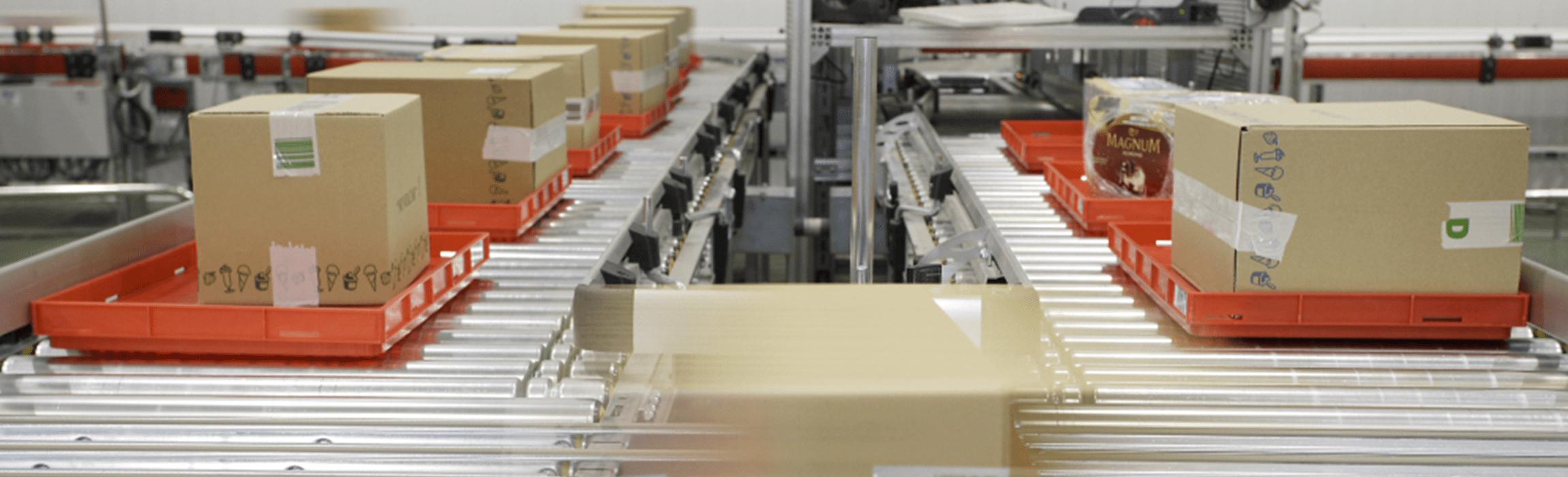 Kürzeste Durchlaufzeiten stellen Frische und höchste Qualität der Ware sicher.