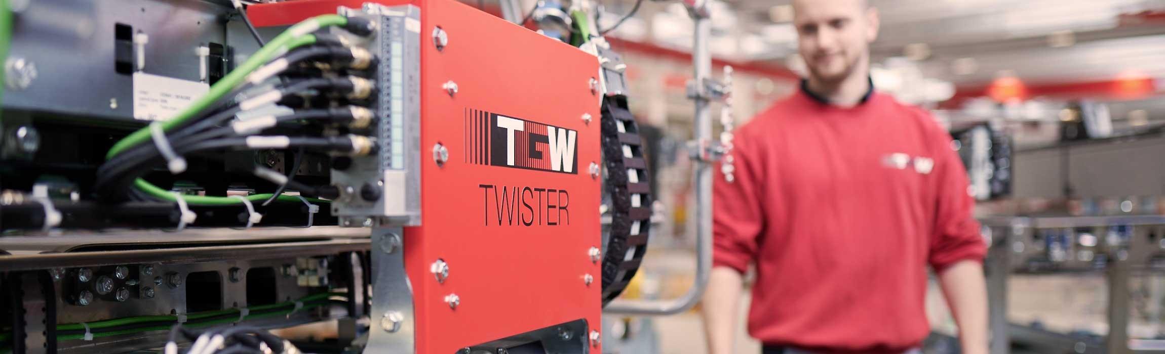 TGW - ein verlässlicher Arbeitgeber