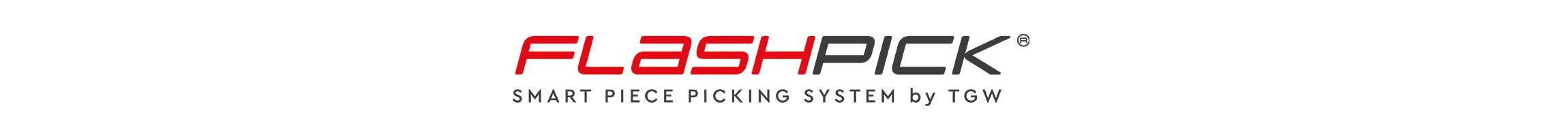 FlashPick® - Smart Piece Picking System by TGW