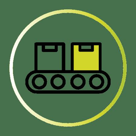 Materialflussrechner - Kommunikation & Steuerung