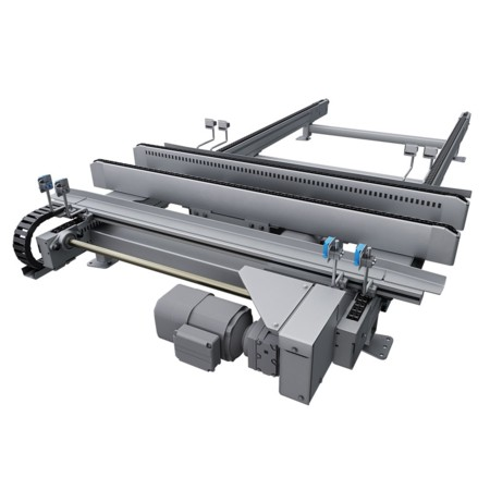 Our intelligent solutions - the Transfer Chain Conveyor.