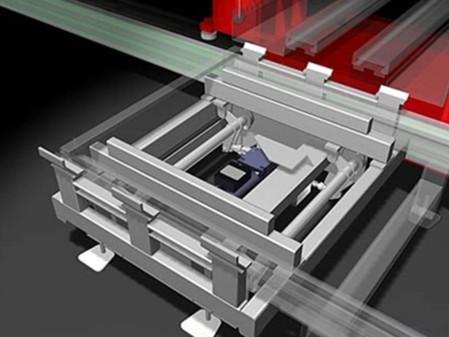 Unsere intelligenten Lösungen - die RGB-Übergabestelle.