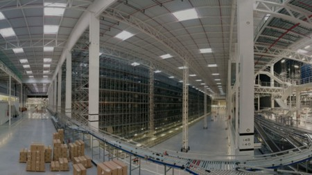 With this new distribution center we will be able to continue to offer the best possible service.