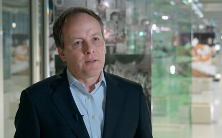 Daniel Hintermann, Direktor Logistik bei COOP.