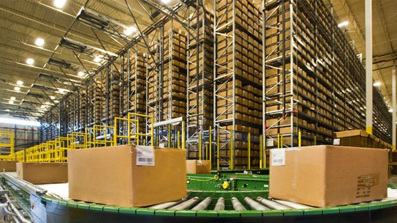 The implementing 'One-Touch Receiving' for their goods receiving process.