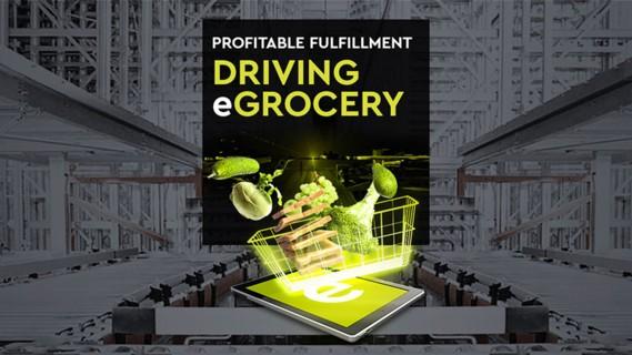 Online-Lebensmittelhandel: Leistungsstarke Intralogistik für eGrocery.