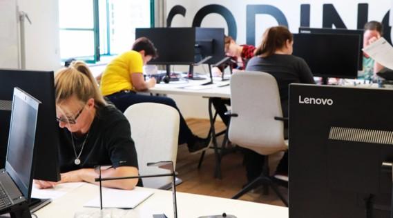 Die CODERS.BAY ist der alternative Weg zum Profi in Web und App.