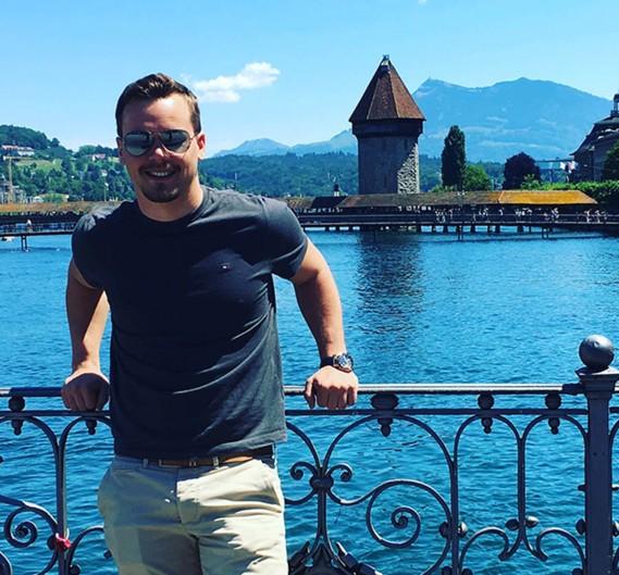 TGW Insights: Sascha D. on appreciation and friendship in the TGW Switzerland team.