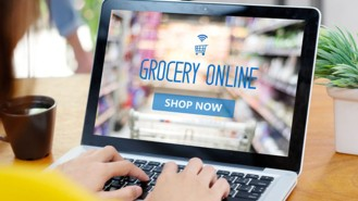 Online food retail is picking up speed. This article presents strategies for boosting profitability.