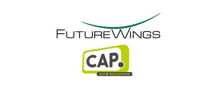 Projekt: Future Wings und Cap.
