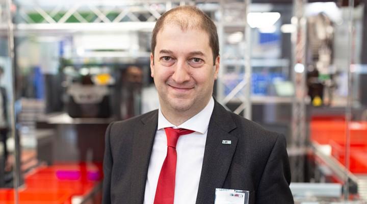 Rafaele Destro, Industry Manager at TGW Logistics Group