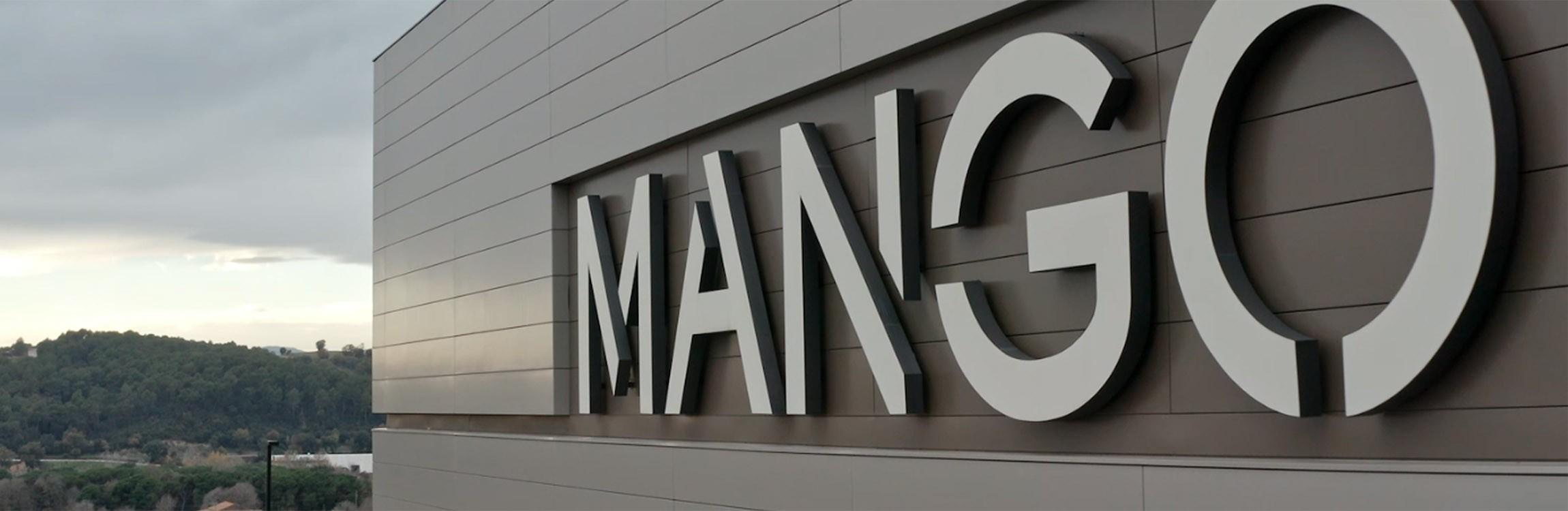 Mango: Hochautomatisiert und effizient vom Wareneingang bis zum Warenausgang.