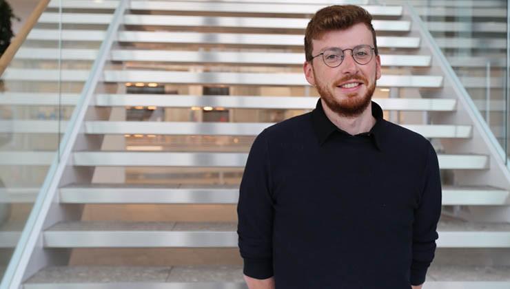 Florian K. spricht über seinen Job, seine tägliche Arbeit und seine beruflichen und privaten Erfahrungen.