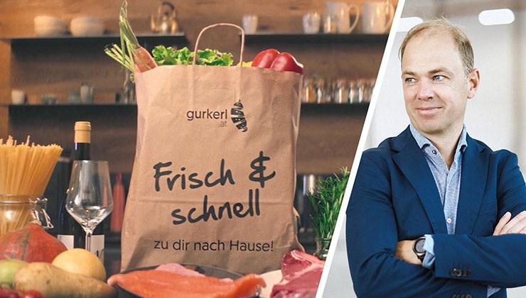 Gurkerl.at: Schnell und frisch online einkaufen mit Produkt-Service-Automatisierung.
